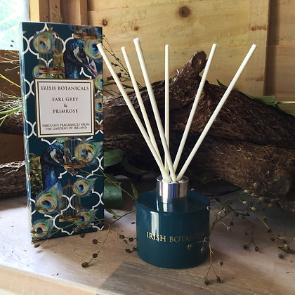 Irish Botanical Earl Grey and Primrose Diffuser