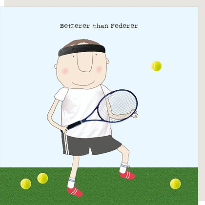 ROSIE MADE A THING - Federer