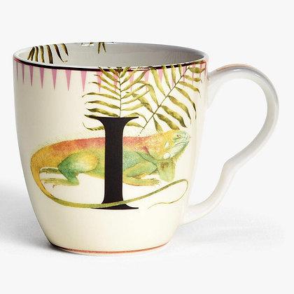 Alphabet Mug - I
