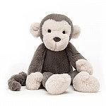JELLYCAT Small Brodie Monkey