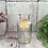 Thumbnail: Gisela Graham Mini Glass Vase with Gold Bee