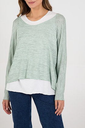 Two in One Top MINT S/M