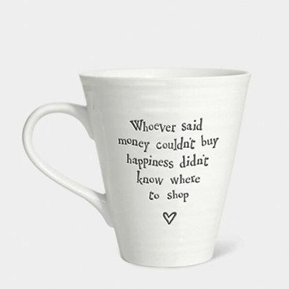 Money Couldn't Buy Happiness Porcelain Mug