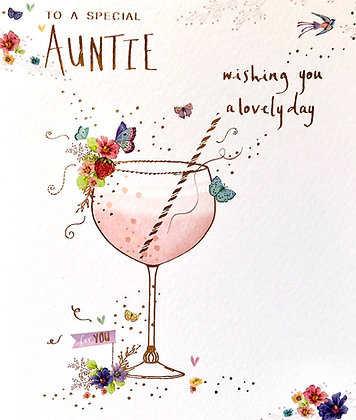 PAPERLINK To A Special Auntie