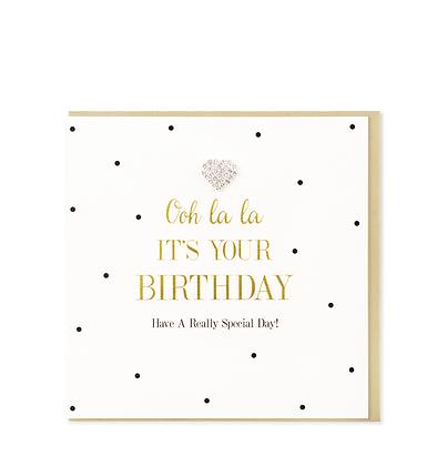 Ooh La La Its Your Birthday