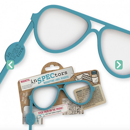 Inspectors - Magnetic Label Readers The Blue Pair