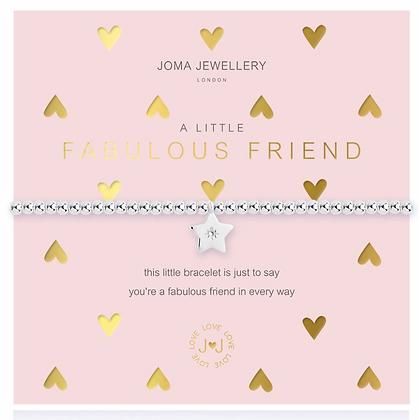 Fabulous Friend Bracelet