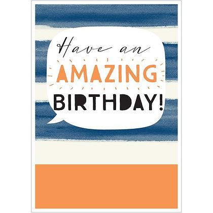 THINK OF ME - Zephyr - Amazing Birthday