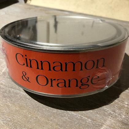 Cinnamon and Orange Triple Wick Candle