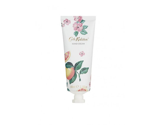 Grapefruit and Ginger Hand Cream