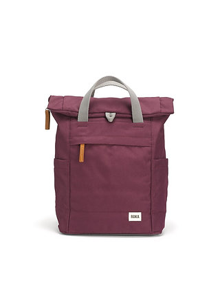 Finchley Sunstainable Small Backpack - SIENNA
