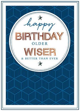 SECOND NATURE Older Wiser