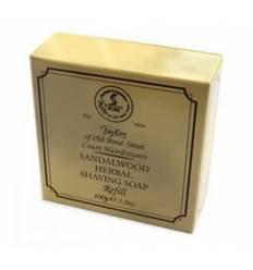 TAYLOR sandalwood Herbal Shaving Cream Refill 100g