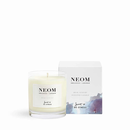 NEOM De-Stress 1 Wick Scented Candle