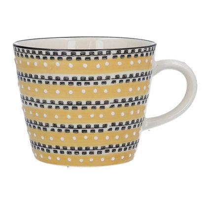 Ceramic Mug - MUSTARD