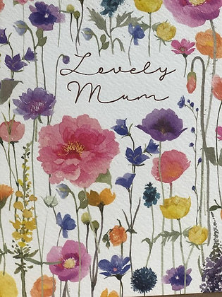 Mother's Day - Lovely Mum