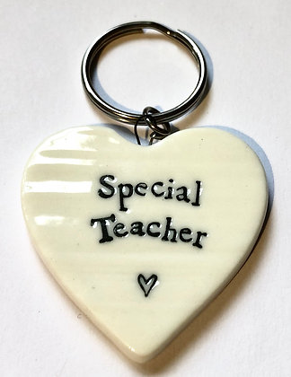 EAST OF INDIA Special Teacher Keyring