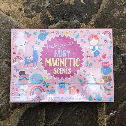 FLOSS & ROCK Fairy Magnetic Scenes