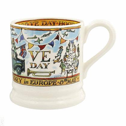 EMMA BRIDGEWATER VE DAY 75th Anniversary 1/2 Pint Mug