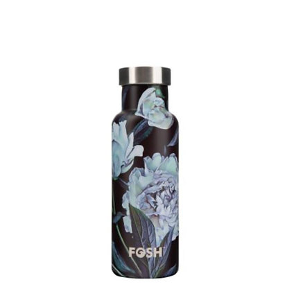 Stainless Steel Drink Bottle - PEONY GIFT BOXED