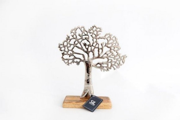 SIFCON Tree Of Life On Wooden Base