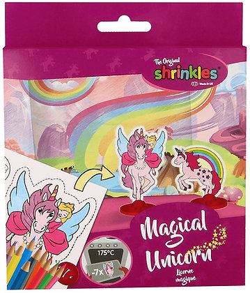 Shrinkles Magic Unicorn Mini Pack