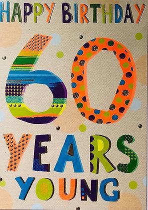 PAPERLINK 60th Birthday