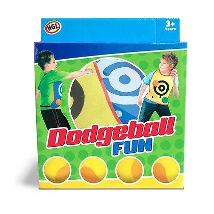 Dodgeball Fun Game