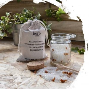 HERB DUBLIN Healing Bath Salts