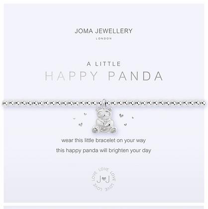 A little Happy Panda Bracelet