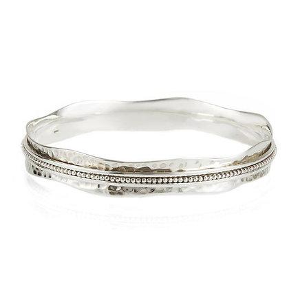 Charlottes Web Aura Halo Spinning Bracelet S/M