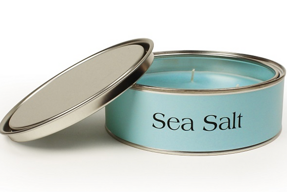 Sea Salt Triple Wick Candle