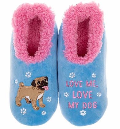 Love Pug Snoozies