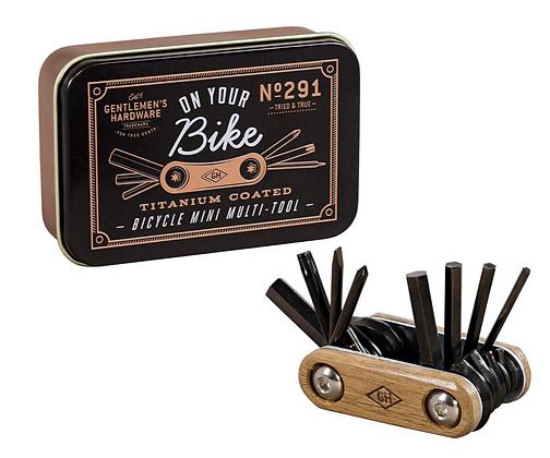Pocket Bicycle Multi-Tool