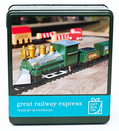 Great Railway Express