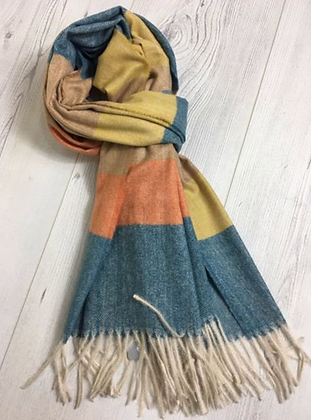 Fine Strings End Scarf