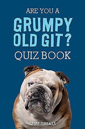 Grumpy Git Quiz Book