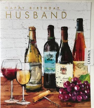 CARDMIX - Husband