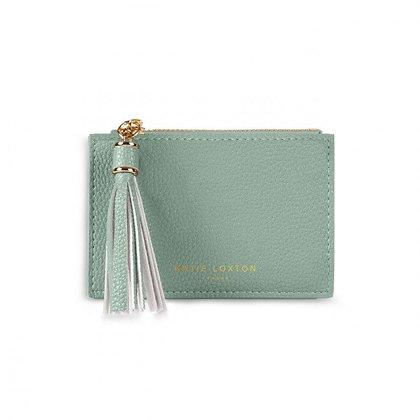 KATIE LOXTON SOPHIA TASSEL COIN/CARD PURSE