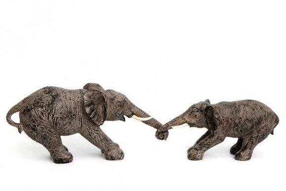 SIFCON Elephants Ornament
