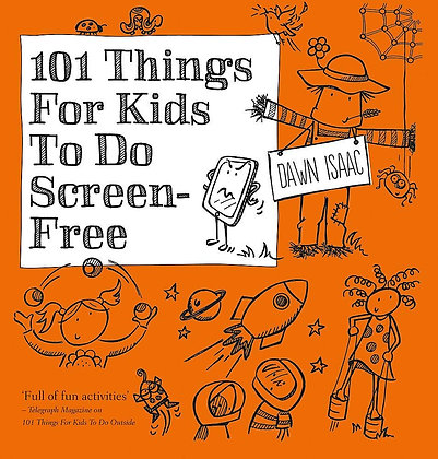 101 things to do screen free