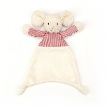 JELLYCAT Jumble Mouse Soother