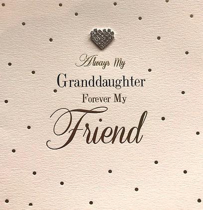 HEARTS DESIGNS - Granddaughter