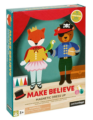 Magnetic Dress Up - Make Believe