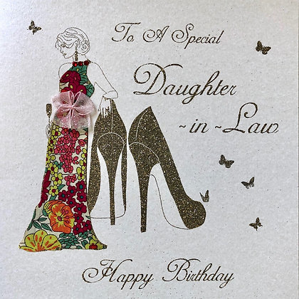 To A Special Daughter-In-Law