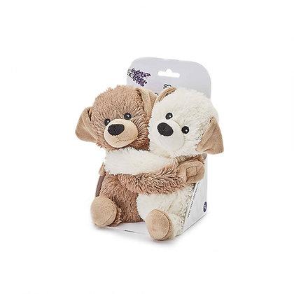 Warmies Microwavable Warm Hugs Puppies