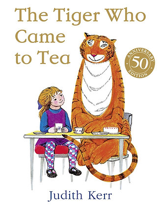 The Tiger who came to Tea (anniversary edition)