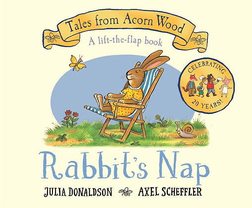 Rabbit's Nap Lift the Flap