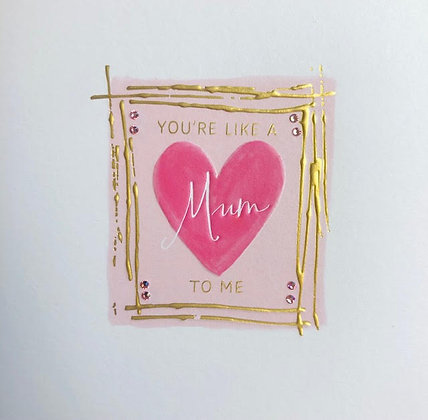 Mother's Day - Like A Mum To Me