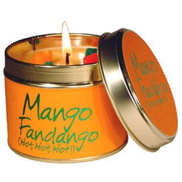 Tin Candle - Mango